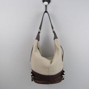 New B. Makowsky bucket hobo style bag